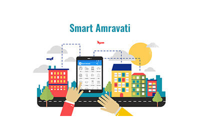 Smart Amravati Android App